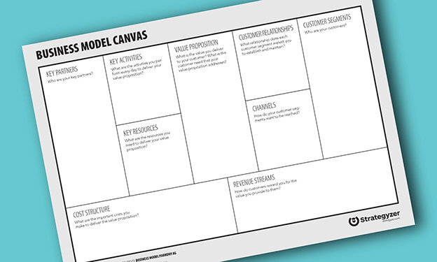 The Business Model Canvas course image