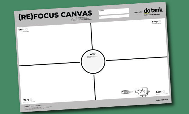 (Re)Focus Canvas course image